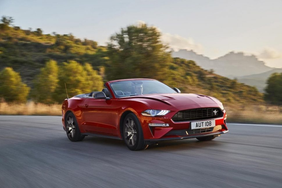 2020 Ford Mustang 2.3-litre EcoBoost - front | The Car Expert