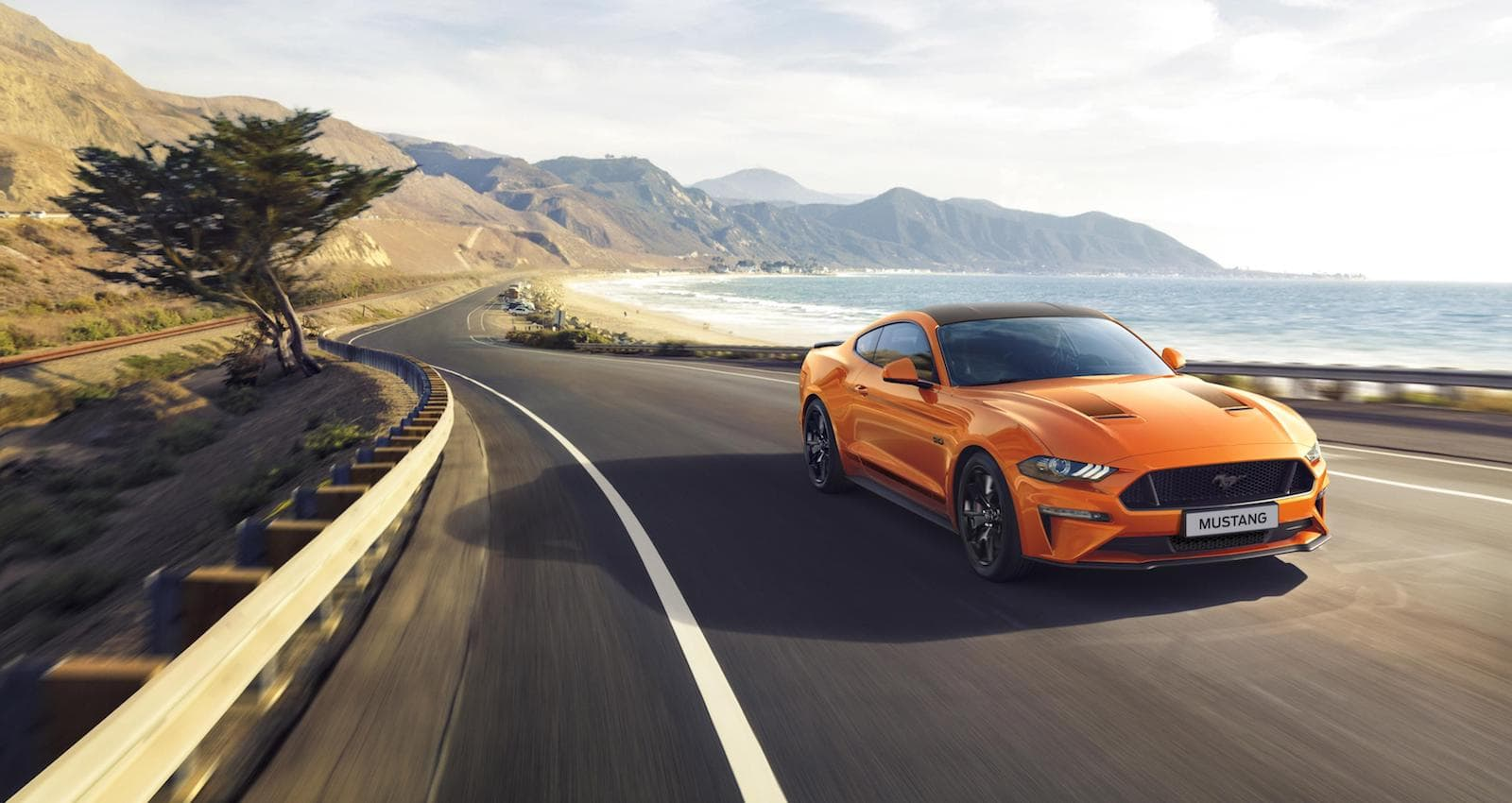 Ford Mustang55 - front | The Car Expert