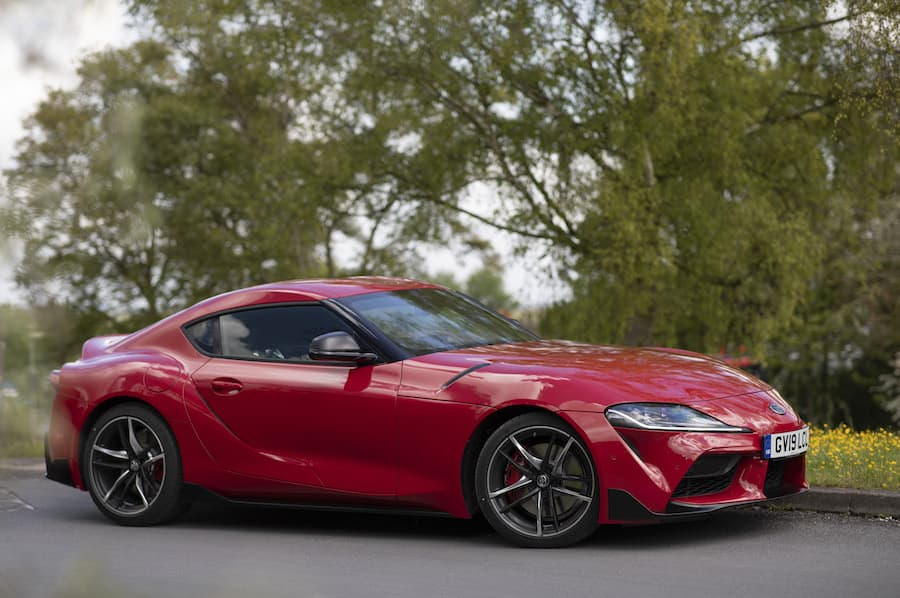 Toyota GR Supra (2019) front view | The Car Expert
