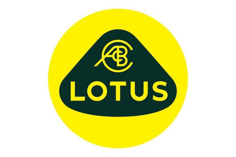 Lotus rebrands with simplified logo