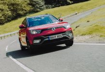 SsangYong Tivoli XLV (2017) new car ratings and reviews | The Car Expert