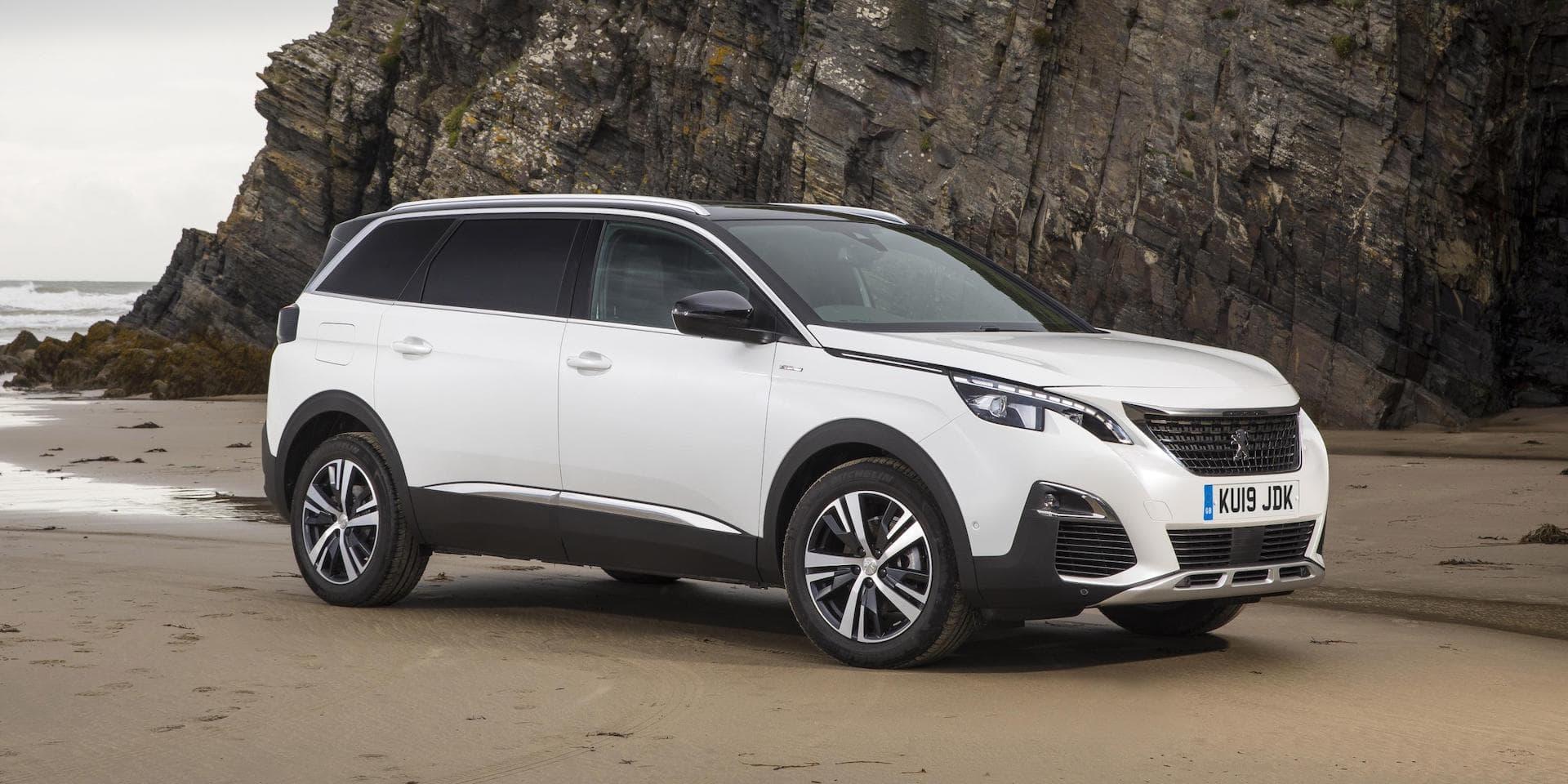 Peugeot 5008 2017 Present New Car Ratings And Reviews