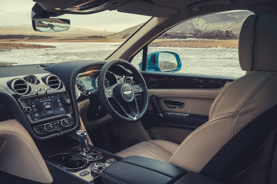 Bentley Bentayga (2016 - 2020) - interior