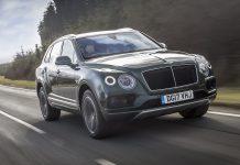 Bentley Bentayga (2017) new car ratings and reviews | The Car Expert