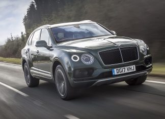 Bentley Bentayga (2017) new car ratings and reviews | The Car Expert