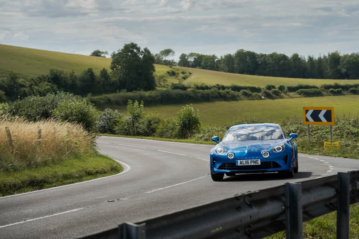 Alpine A110 road test | The Car Expert