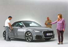 The Audi TT RS is vulnerable to a keyless relay attack theft   The Car Expert