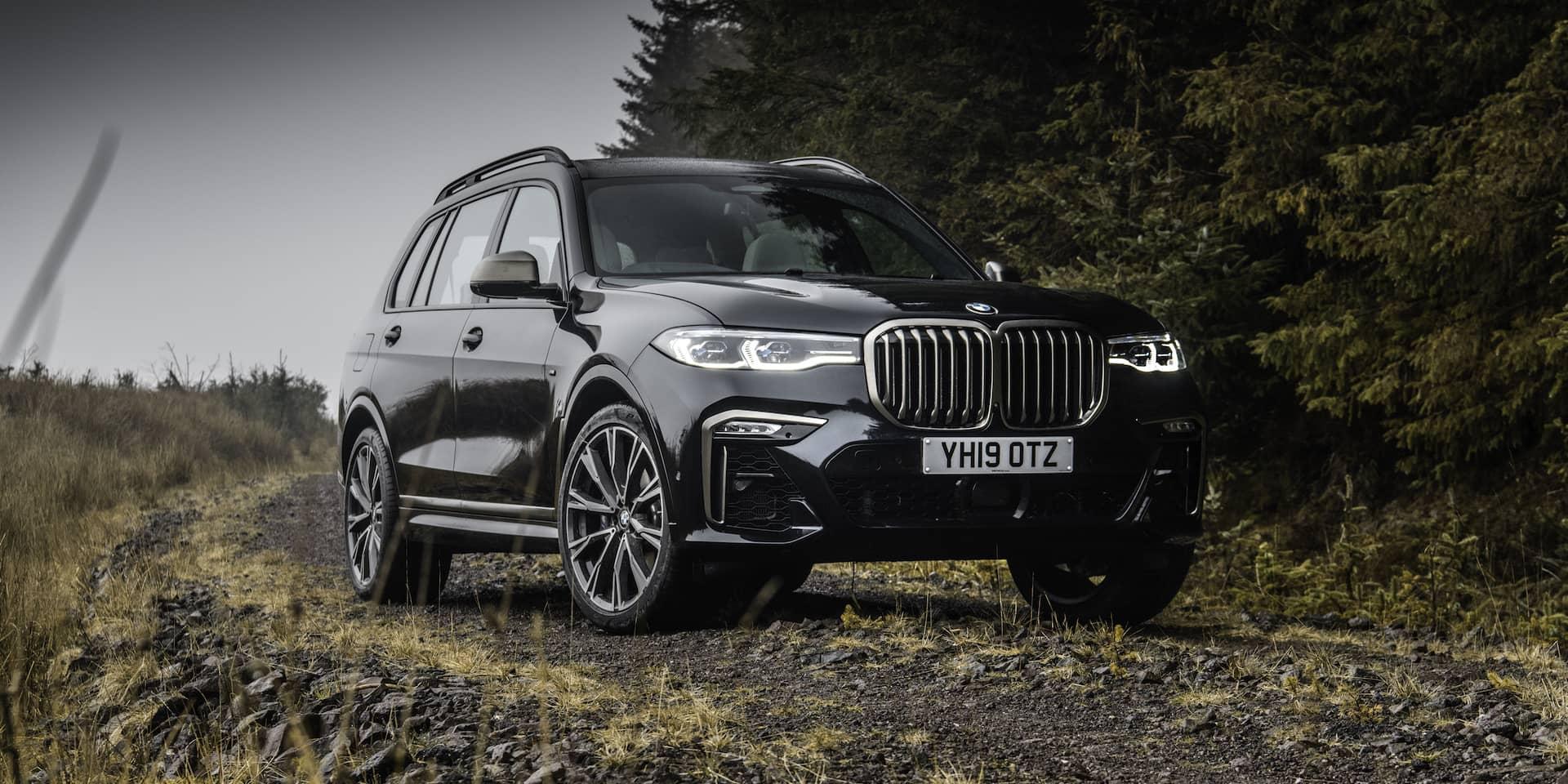 BMW X7 (2019 onwards) Expert Rating