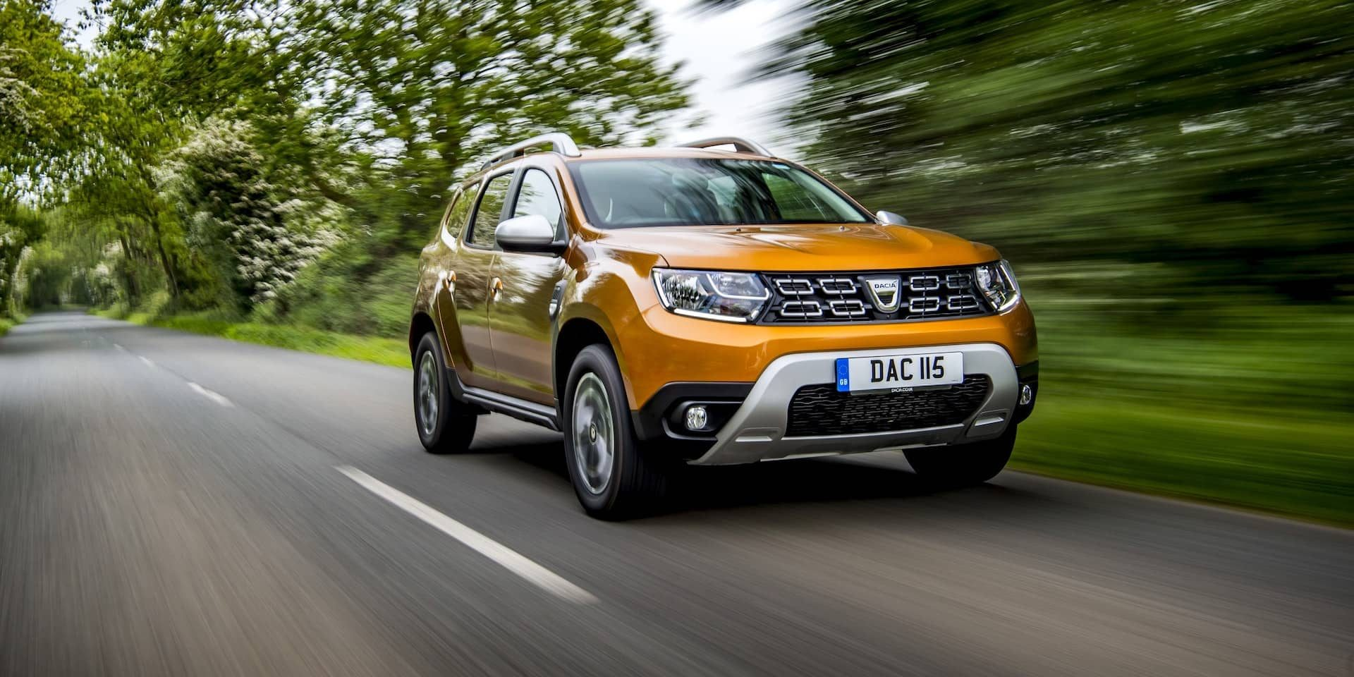 Dacia Duster test drive review 2019   The Car Expert