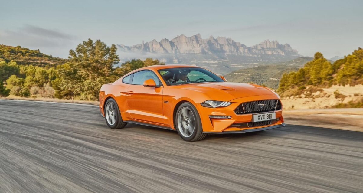 Ford Mustang (2018) new car ratings | The Car Expert