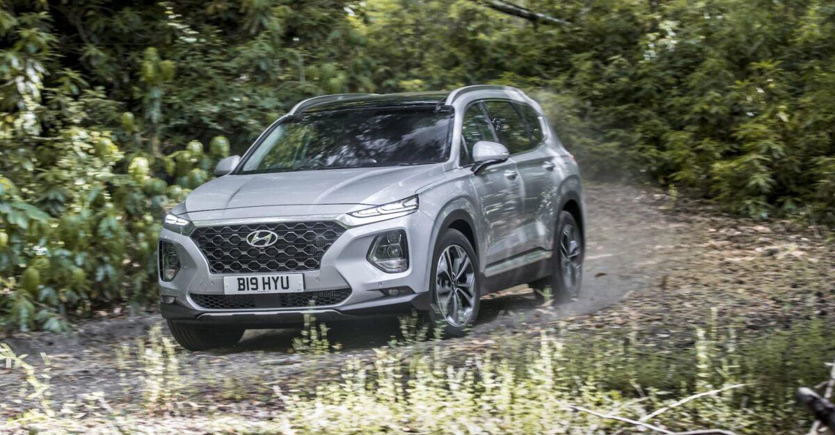 Hyundai Santa Fe (2018) new car ratings and reviews | The Car Expert