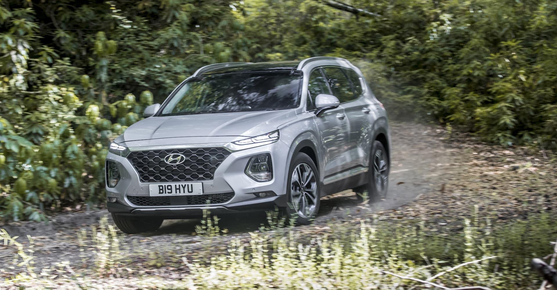 Hyundai Santa Fe (2018) new car ratings and reviews   The Car Expert