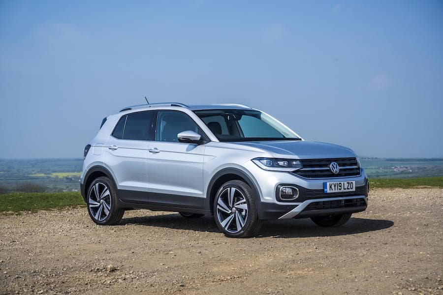 Volkswagen T-Cross (2019) front view | The Car Expert