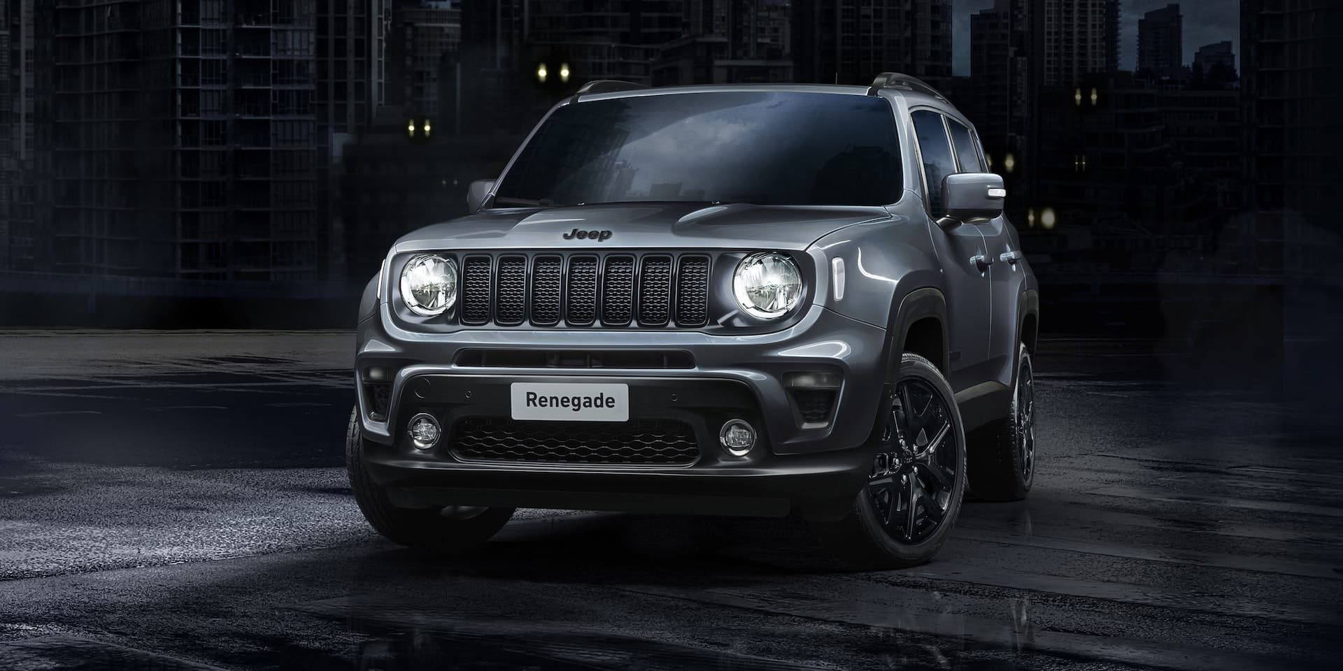 Jeep Renegade Night Eagle | The Car Expert
