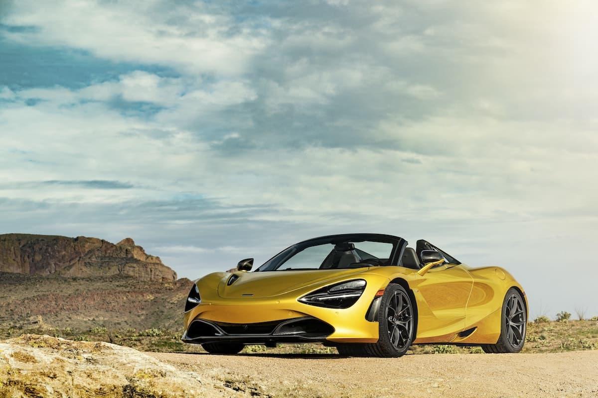 McLaren 720S Spider test drive 1
