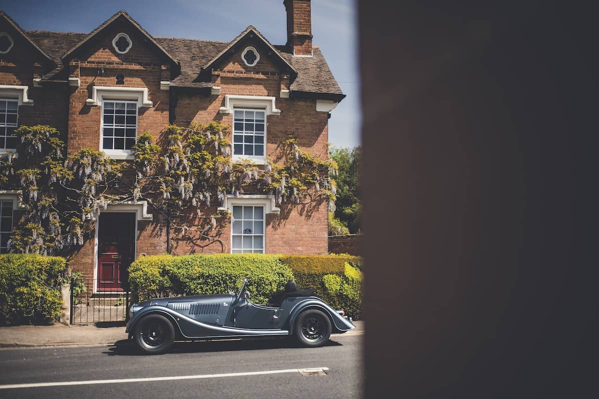 Morgan Plus 4 110 Works Edition - side profile | The Car Expert