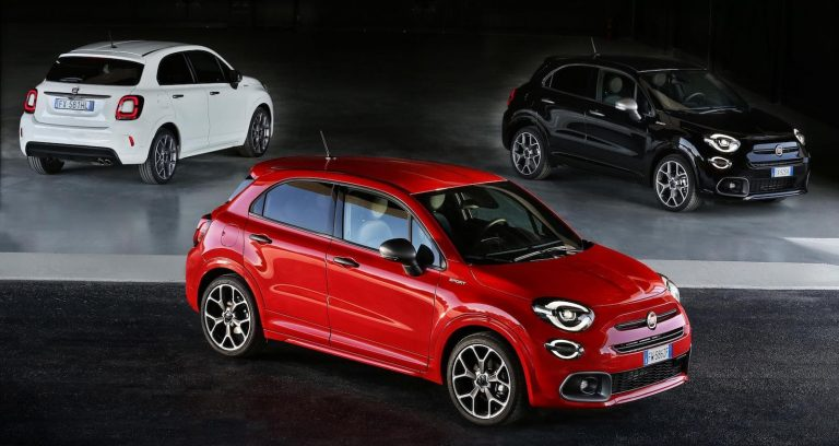 Pricing and specs for Fiat 500X Sport