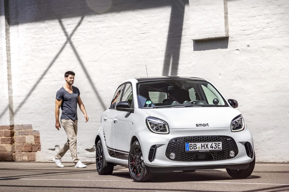 2020 Smart EQ ForFour | The Car Expert