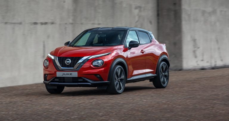All-new 2020 Nissan Juke revealed