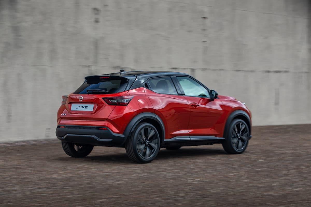 2020 Nissan Juke - rear | The Car Expert