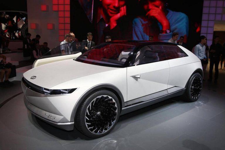 Hyundai 45 concept previews the brand's future