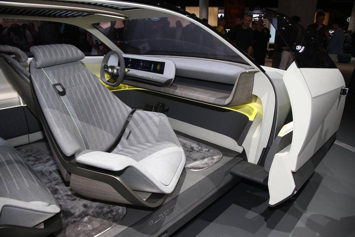 Hyundai 45 concept - interior and dashboard | The Car Expert