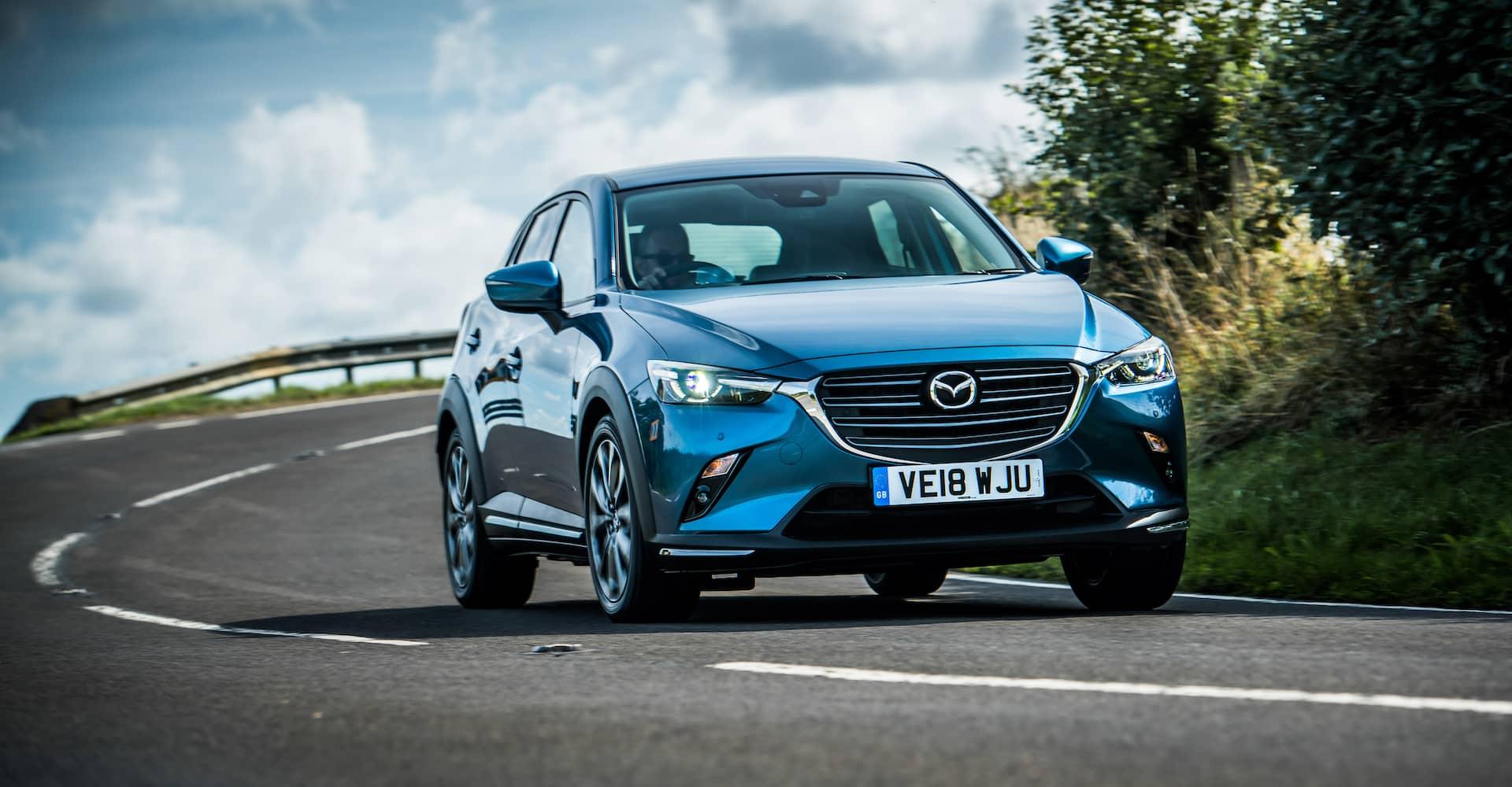 Mazda CX-3 new car ratings and reviews | The Car Expert