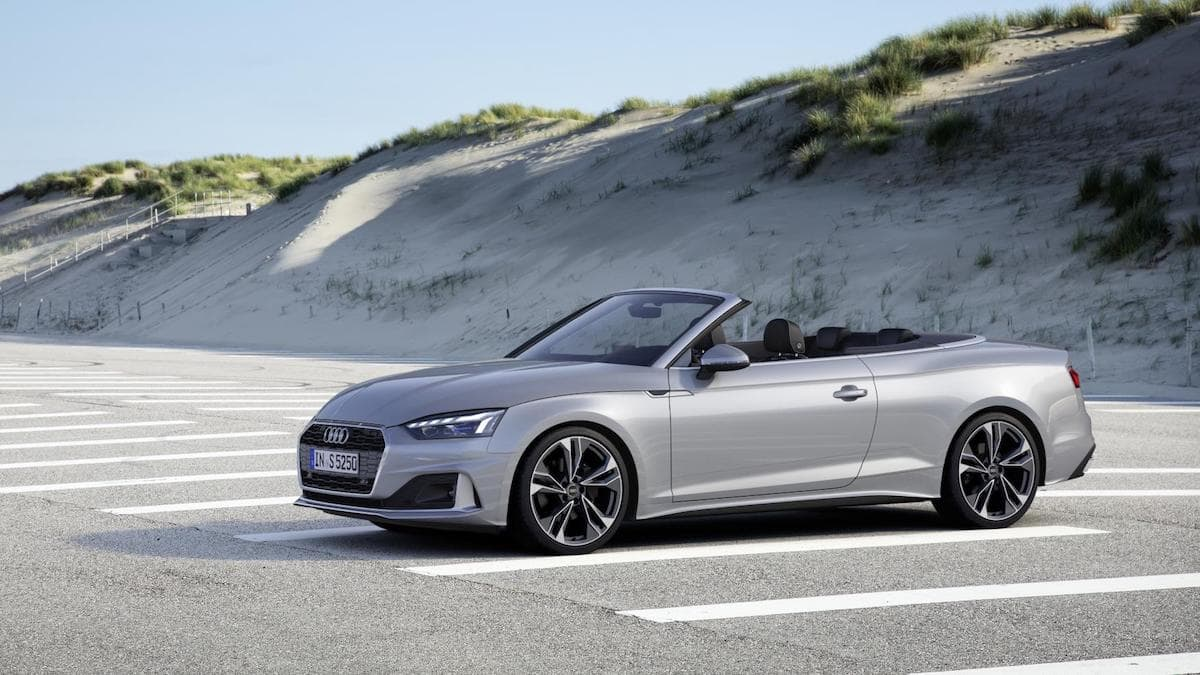 2020 Audi A5 Cabriolet | The Car Expert