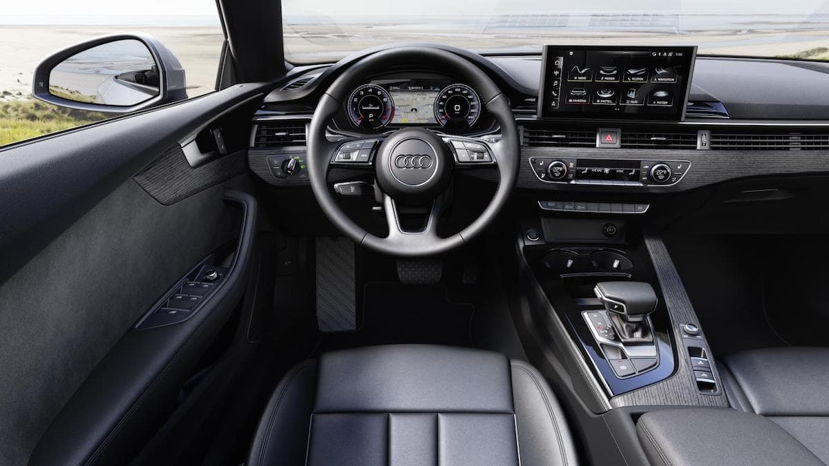 2020 Audi A5 - interior and dashboard | The Car Expert