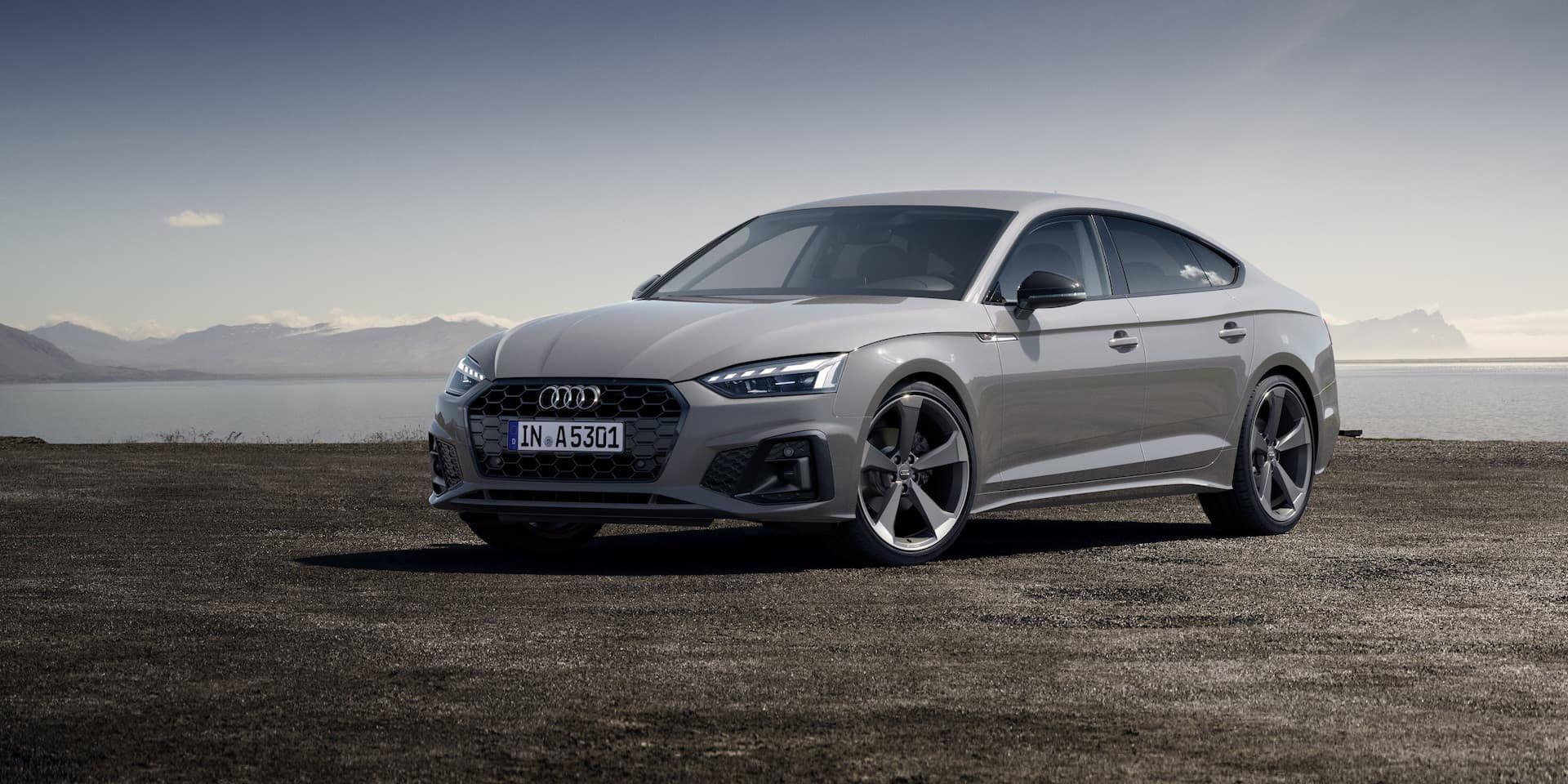 2020 Audi A5 Sportback facelift wallpaper | The Car Expert