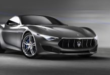 2014 Masersati Alfieri concept car | The Car Expert