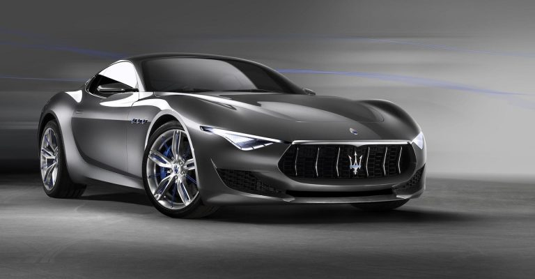 Maserati planning electrification, new sports cars and another SUV
