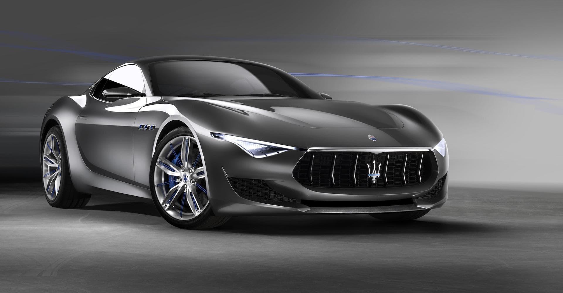 2014 Masersati Alfieri concept car   The Car Expert