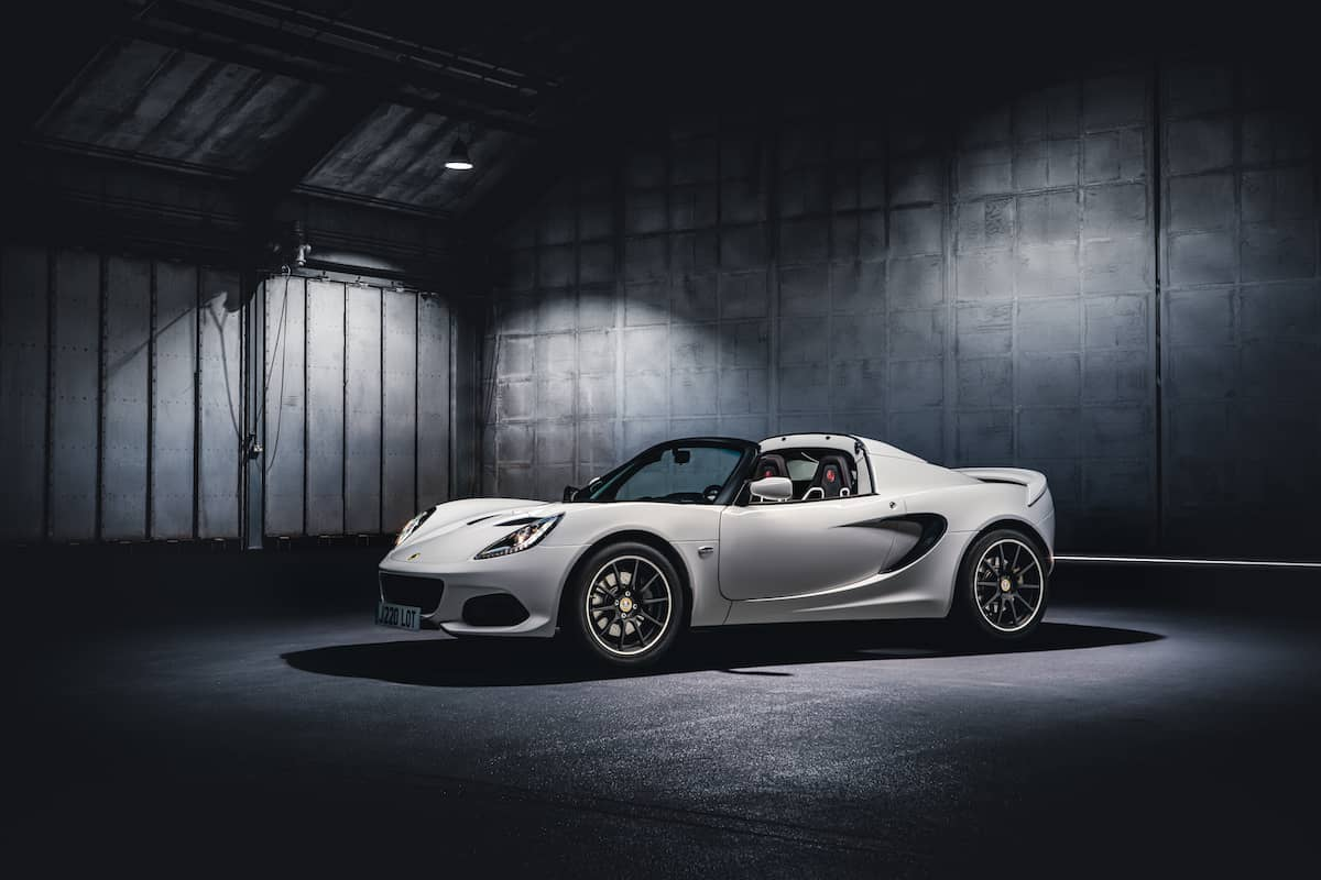 Lotus Elise Sport 220 –front view | The Car Expert