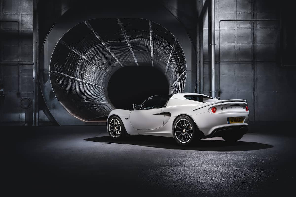Lotus Elise Sport 220 –rear view | The Car Expert