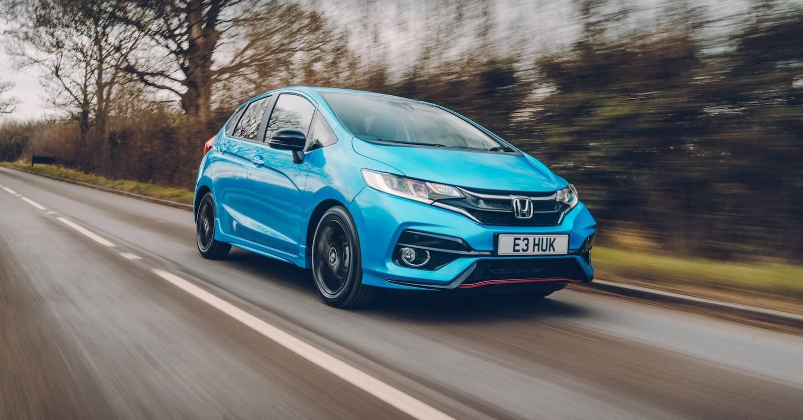 Honda Jazz (2018) new car ratings and reviews   The Car Expert