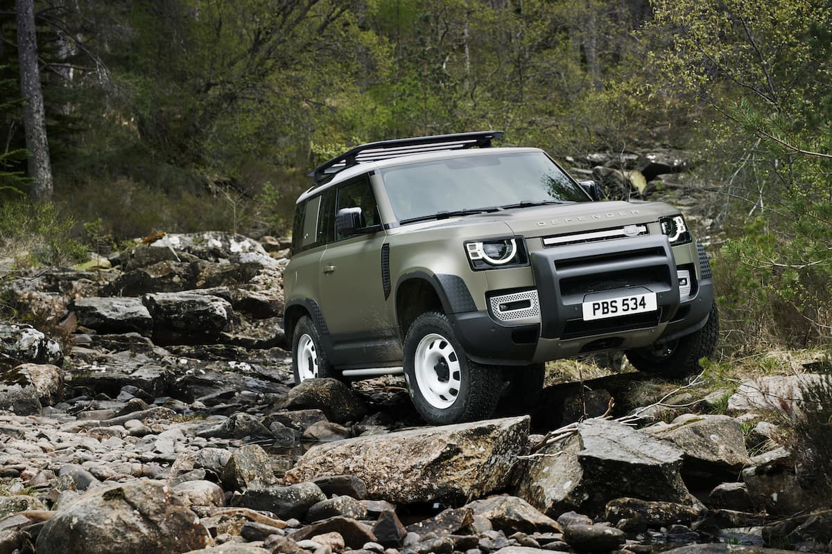 2020 Land Rover Defender 90 01 | The Car Expert