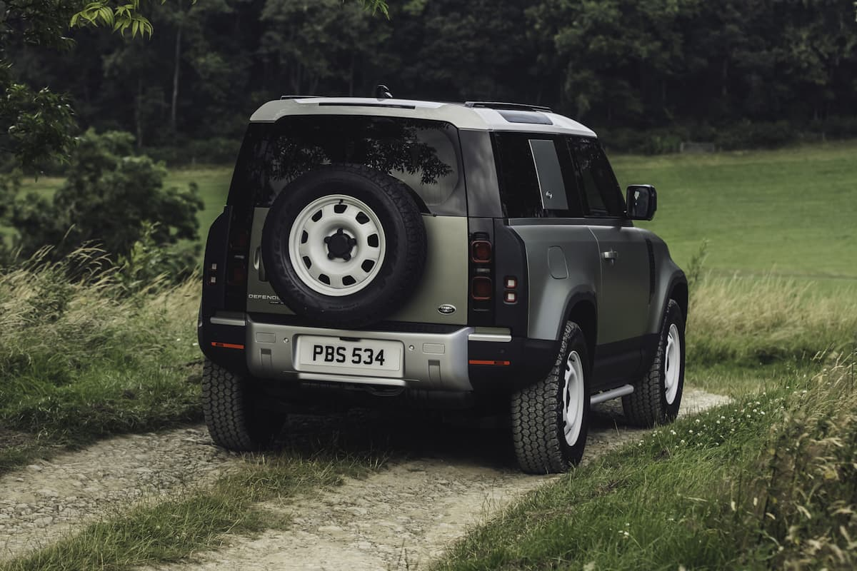 2020 Land Rover Defender 90 02 | The Car Expert