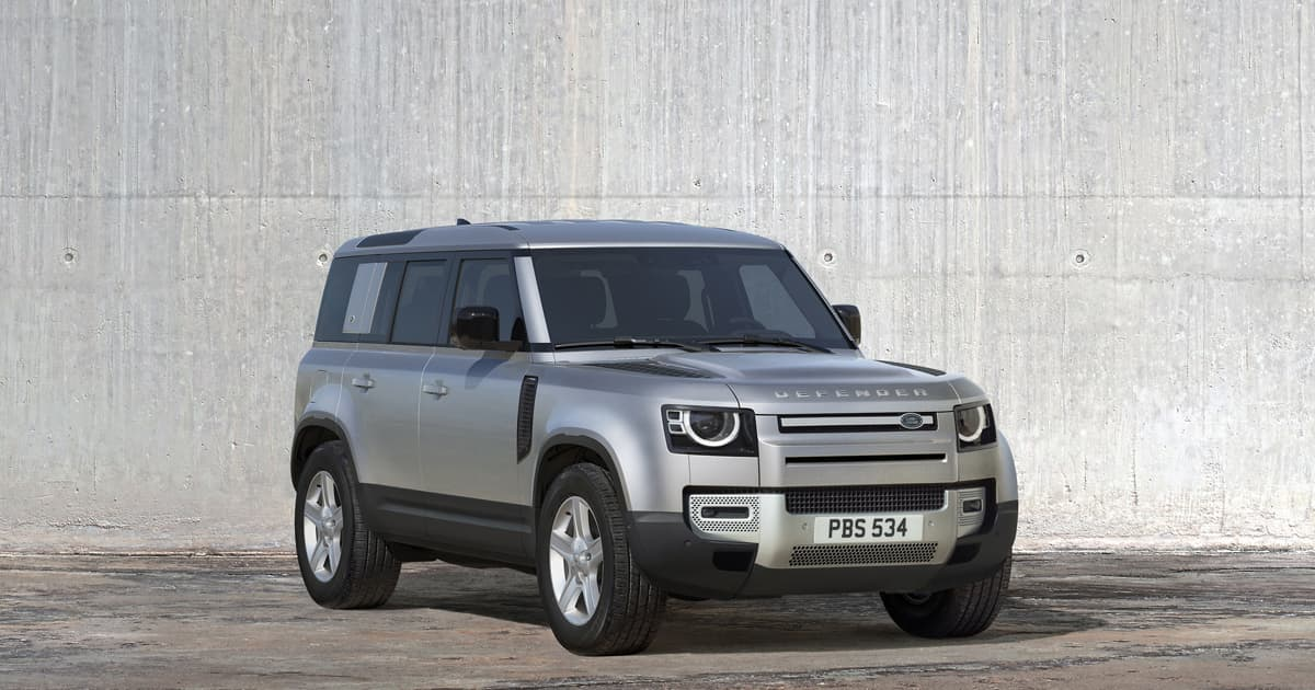 2020 Land Rover 110 launched | The Car Expert