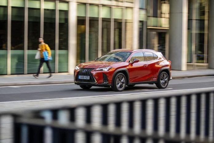 Lexus UX - July 2019   The Car Expert