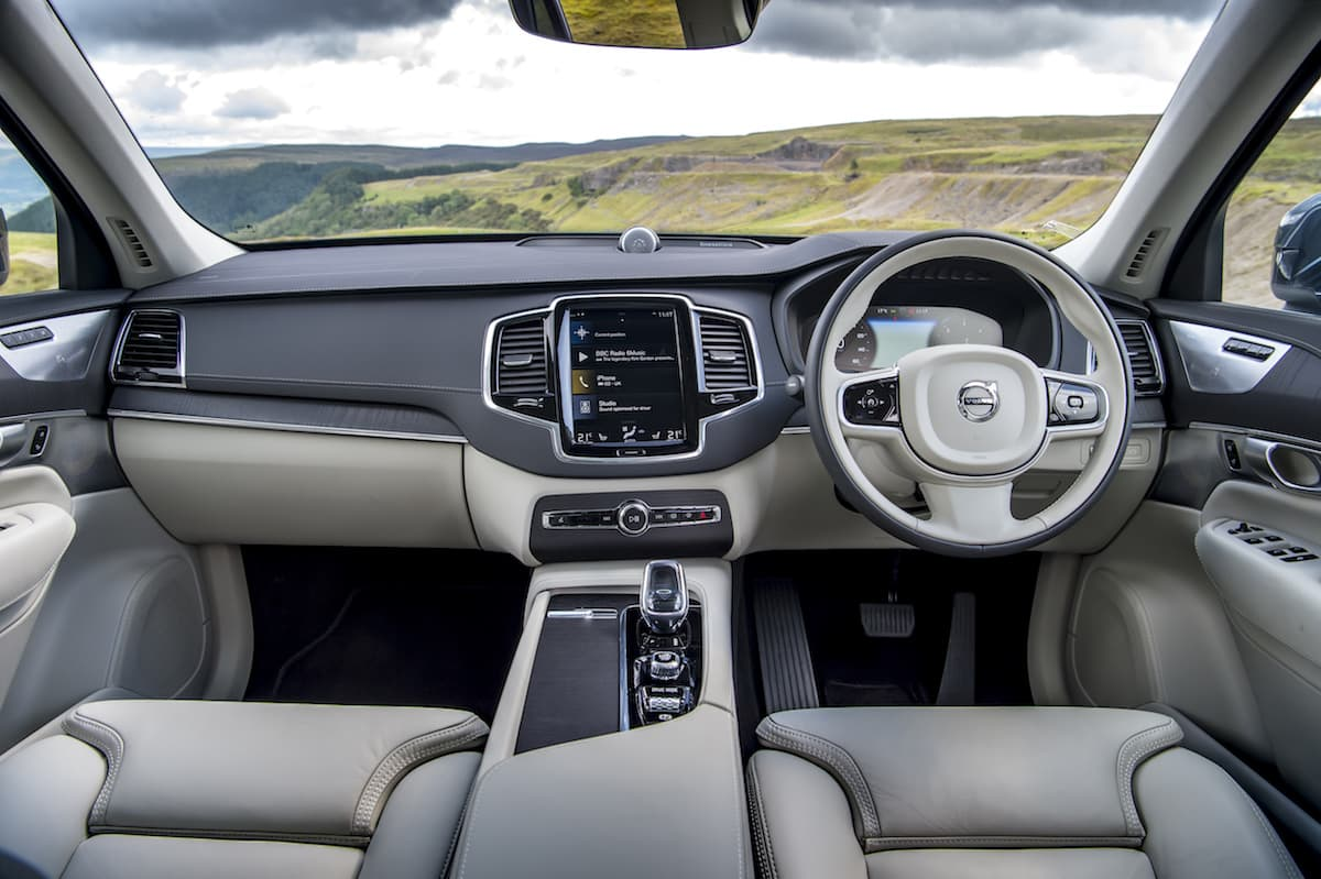 Volvo XC90 Inscription interior | The Car Expert