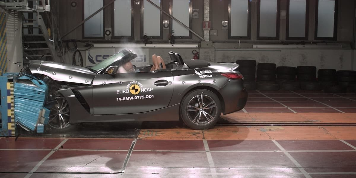 Seven stars in latest round of crash tests 1