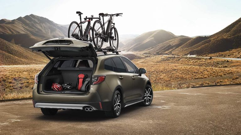 Toyota reveals rugged Corolla Trek for people with 'active lifestyles'
