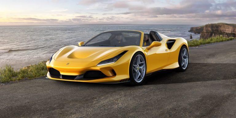 Ferrari reveals two new drop-top supercars