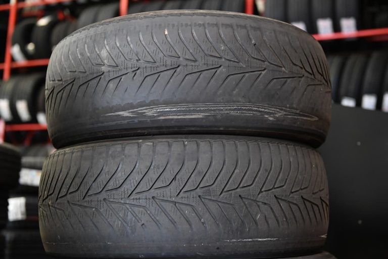 Are you driving on illegal tyres?