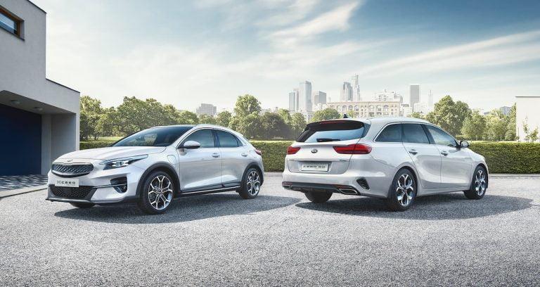 Kia Ceed range gets plug-in hybrid power