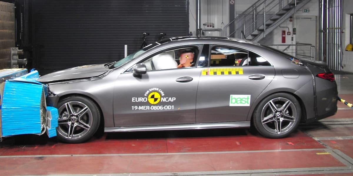 Seven stars in latest round of crash tests 3