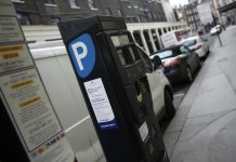 Parking machine in a UK town | The Car Expert