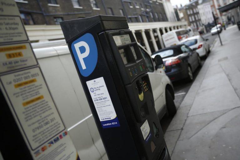 Cash no longer king for parking
