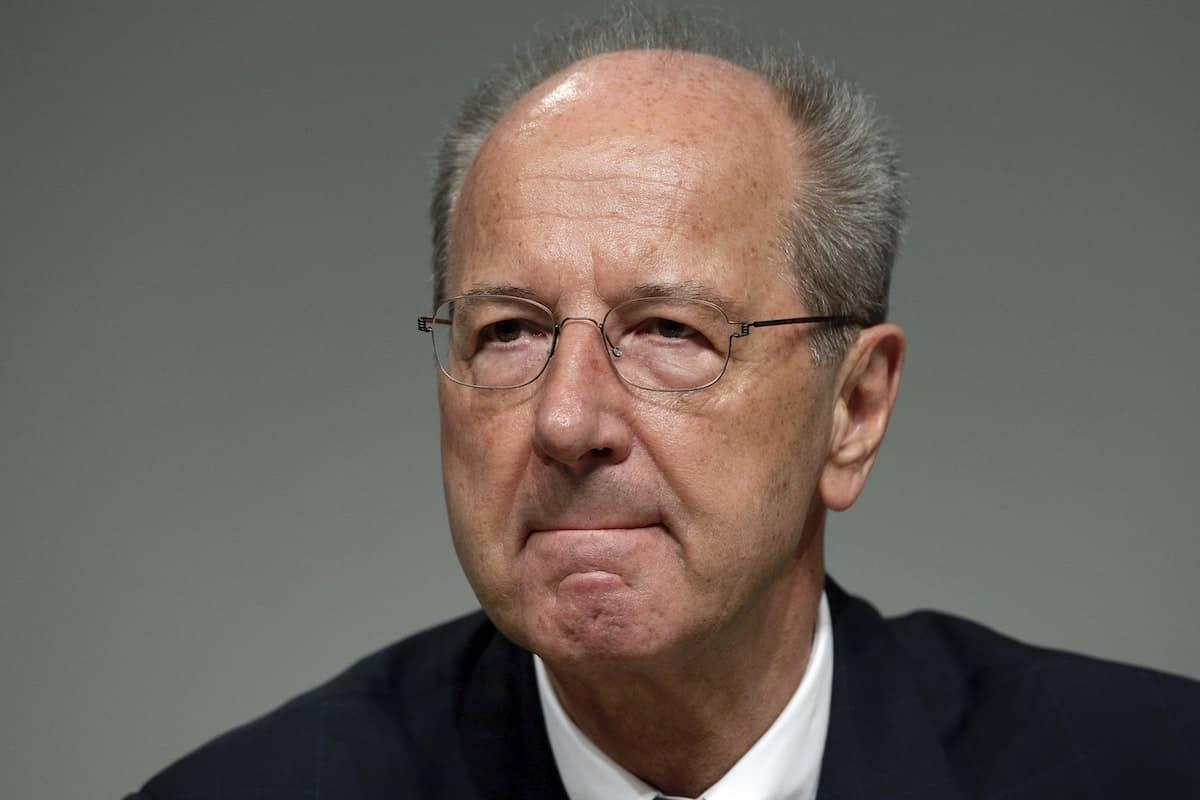 Hans Dieter Poetsch, Volkswagen Group chairman